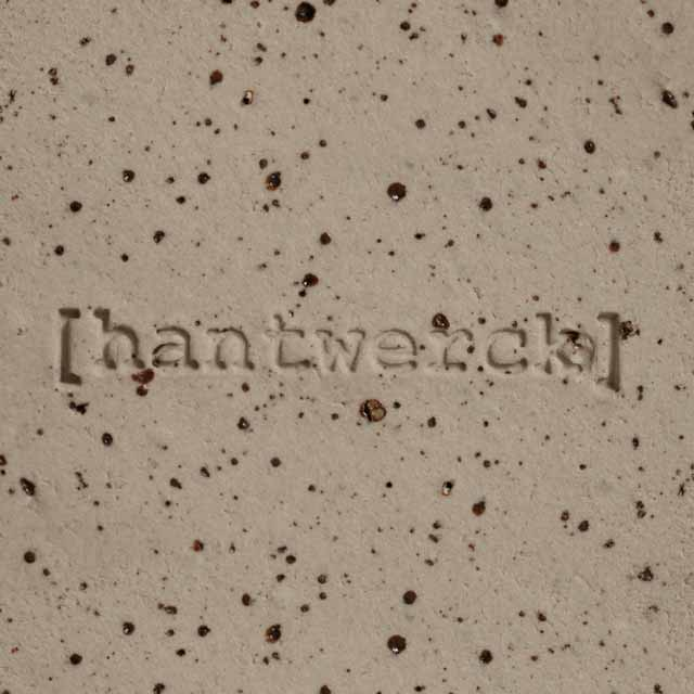 Steinzeugton mit Spots